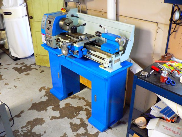 up dating a manual lathe