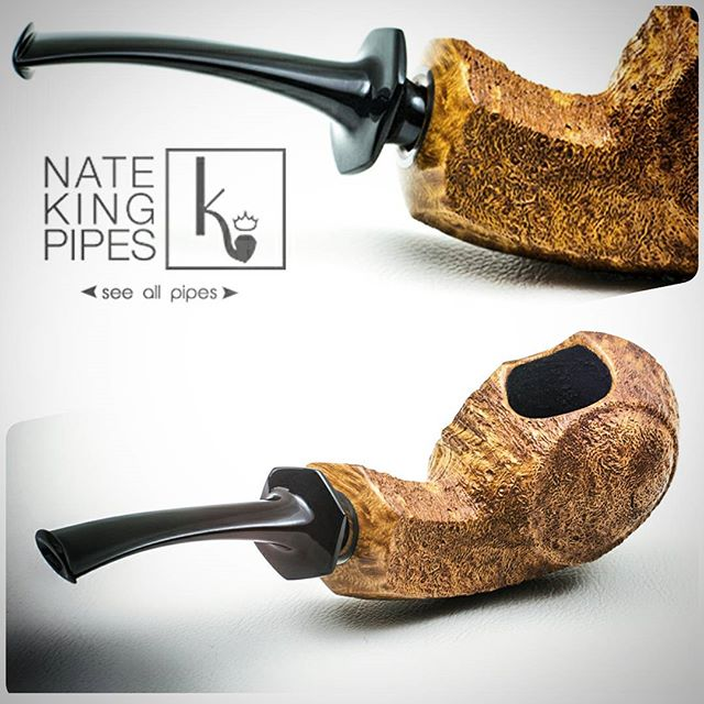Have Have a couple new blasts up on @smokingpipescom, go check them out!